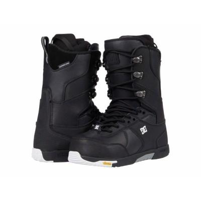 ディーシー ブーツ&レインブーツ シューズ メンズ The Laced Boot Black