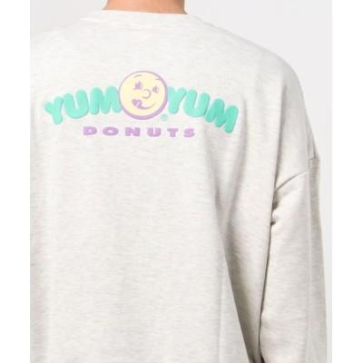 tシャツ Tシャツ WEST CLIMB/ウエストクライム YUMYUM刺繍クルースウェット