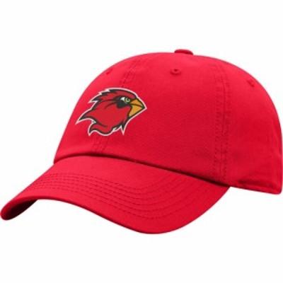 トップオブザワールド Top of the World メンズ キャップ 帽子 Lamar Cardinals Red Crew Washed Cotton Adjustable Hat