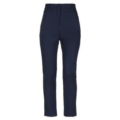 SLOWEAR パンツ ダークブルー 40 バージンウール 97% / ポリウレタン 3% パンツ