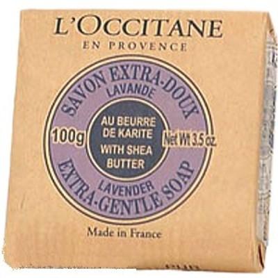 ロクシタン シアソープラベンダー100g石鹸