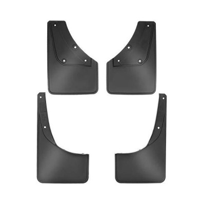 A-Premium Splash Guards Mud Flaps Mudguards Fender Compatible with Suzuki Jimny 2019 2020 Front and Rear 4-PC Set