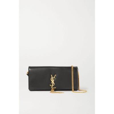 イヴ サンローラン SAINT LAURENT レディース ショルダーバッグ バッグ kate leather shoulder bag