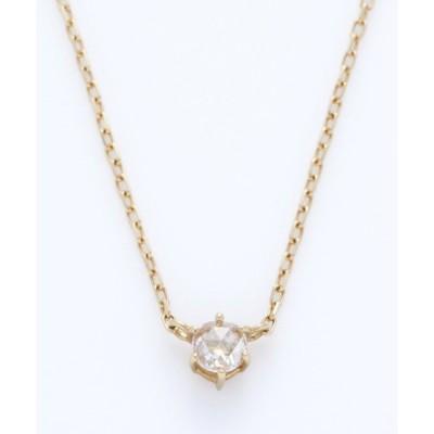 ネックレス 【K18・ダイヤモンド】シークレットウィッシュコレクション ネックレス