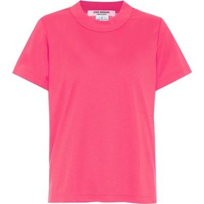 ジュンヤ ワタナベ Junya Watanabe レディース Tシャツ トップス Jersey T-shirt Neon Pink