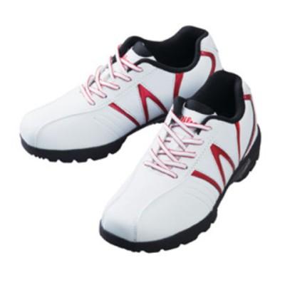 ウイルソン メンズ・スパイクレス・ゴルフシューズ ホワイト 25.0cm  WSSL-1450ホワイト25.0CM 【返品種別A】