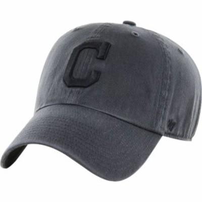 フォーティセブン 47 メンズ キャップ 帽子  Cleveland Indians Clean Up Adjustable Hat