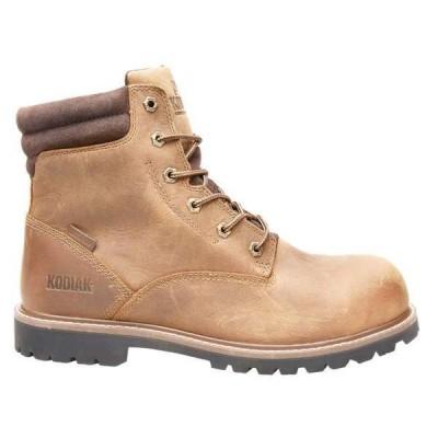 コディアック メンズ ブーツ・レインブーツ シューズ Mckinney 6 inch Waterproof Work Boots
