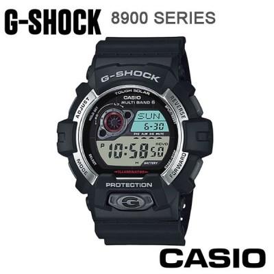 【正規販売店】CASIO カシオ G-SHOCK G-ショック GW-8900-1JF 腕時計 20気圧防水 ソーラー 電波(G002)