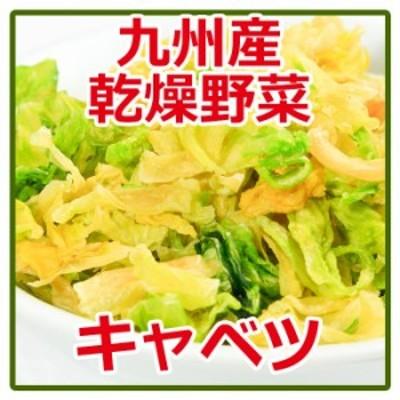 乾燥野菜 キャベツ 125g  国産 九州産