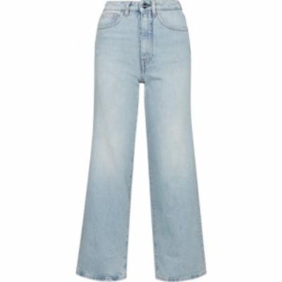 トーテム Toteme レディース ジーンズ・デニム ボトムス・パンツ high-rise flared jeans Light Blue Wash