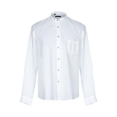 アレッサンドロデラクア ALESSANDRO DELL'ACQUA シャツ ホワイト 42 コットン 100% シャツ