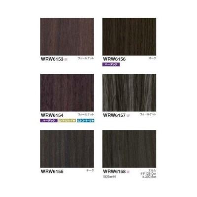 東リ 立面仕上材 リアルデコ Standard Wood(Black) 1m単位