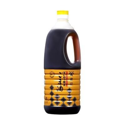 かどや製油 ごま油 銀印 濃口 PET 1650g