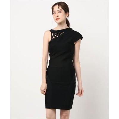 ドレス MARCIANO Ls Rn Swtr Gea Dress