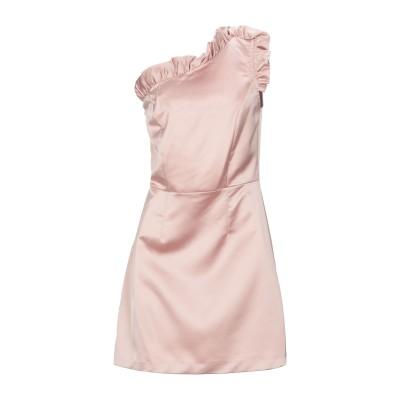 カオス KAOS ミニワンピース&ドレス ライトピンク 42 ポリエステル 97% / ポリウレタン 3% ミニワンピース&ドレス
