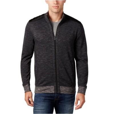 メンズ 衣類  Mens Space-Dyed Track Jacket Sweatshirt