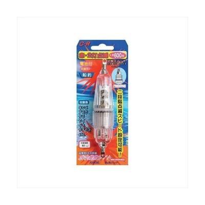 ルミカ / ルミカ 水中集魚ライト C型 赤(2灯)