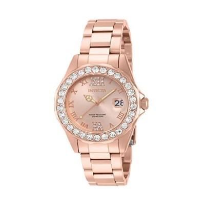 腕時計 インヴィクタ インビクタ 15253 Invicta Women's 15253 Pro Diver Rose Gold Dial Crystal Acce