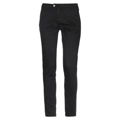 コッカ KOCCA パンツ ブラック 27 コットン 98% / ポリウレタン 2% パンツ