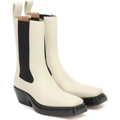 ボッテガ ヴェネタ Bottega Veneta レディース ブーツ ショートブーツ シューズ・靴 bv lean leather ankle boots Wax