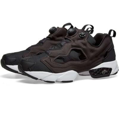 リーボック Reebok メンズ スニーカー シューズ・靴 instapump fury og Black/White