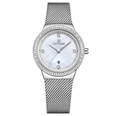 腕時計 レディース ファッション アナログ クォーツ 腕時計  カジュアル 防水 レディース ドレスウォッチ シンプル ラグジュアリー ダイ