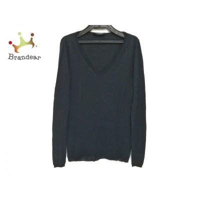 マックスマーラ S Max Mara 長袖セーター サイズS レディース 黒 新着 20201128