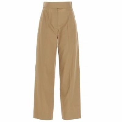 A.P.C/アー ペー セー Beige Fluid cotton trousers  レディース 春夏2021 COELWF08373CABCAMEL ju