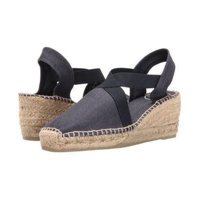 Toni Pons トニーポンズ レディース 女性用 シューズ 靴 ヒール Ter - Navy Linen