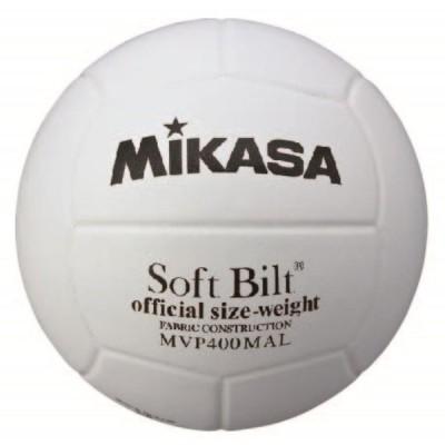 MIKASA MVP400-MALP バレーボール ボール練習球4号 全国ママさんバレーボール連盟大会公式試合球 ミカサ【取り寄せ】