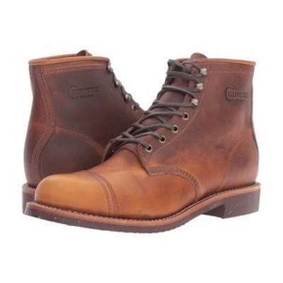 チペワ メンズ ブーツ 6 Homestead Pebbled Boot