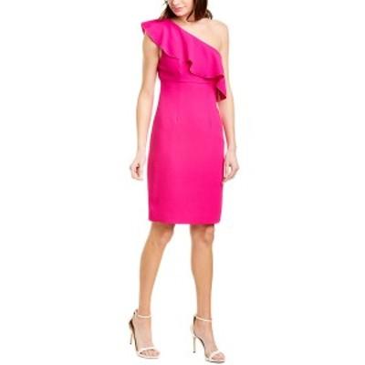 トリーナターク レディース ワンピース トップス Trina Turk Wright Sheath Dress Trina pink