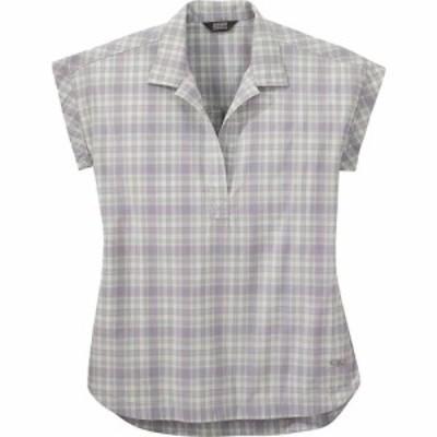 アウトドアリサーチ Outdoor Research レディース ブラウス・シャツ トップス Amber Ale SS Shirt Moonstone