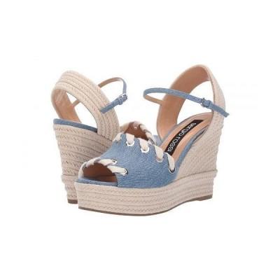Sergio Rossi セルジオロッシ レディース 女性用 シューズ 靴 ヒール A84080-MFN540 - Var. Blue Denim Fabric