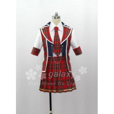 AKB48風 制服 コスプレ衣装 cc0801(cc0801)