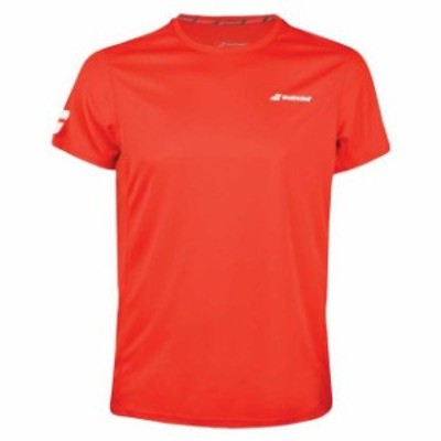 babolat バボラ テニス&その他のラケット競技 キッズ用ウェア Tシャツ babolat core-flag-club