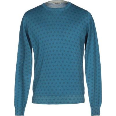 ロダ RODA メンズ ニット・セーター トップス sweater Pastel blue
