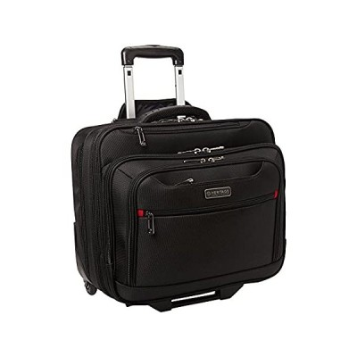 Heritage Travelware Streeterville 1680d Polyester Triple Compartment Top Zi