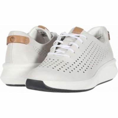 クラークス Clarks レディース シューズ・靴 Un Rio Tie White Leather