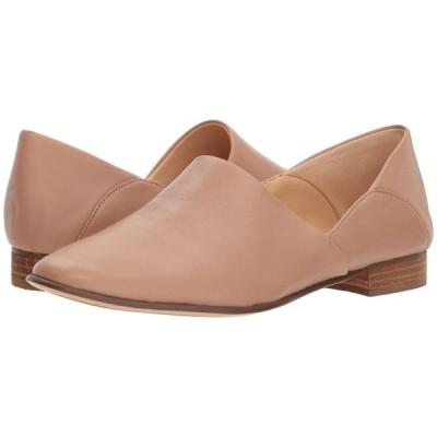 クラークス Clarks レディース ローファー・オックスフォード シューズ・靴 Pure Tone Nude Leather