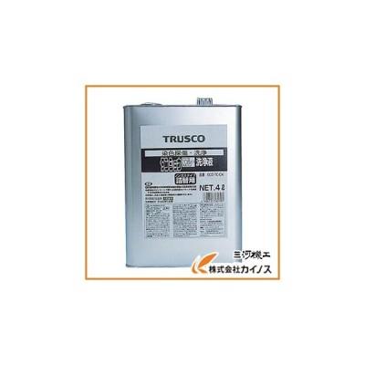 TRUSCO αタッピングオイル 難削材用 4L ECO-TS-C4
