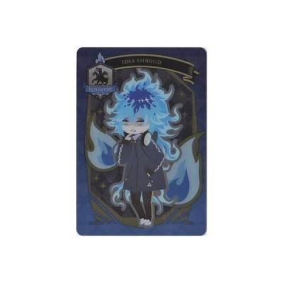 ツイステッドワンダーランド メタルカードコレクション4 P4-21 イデア・シュラウド【SDイラスト】