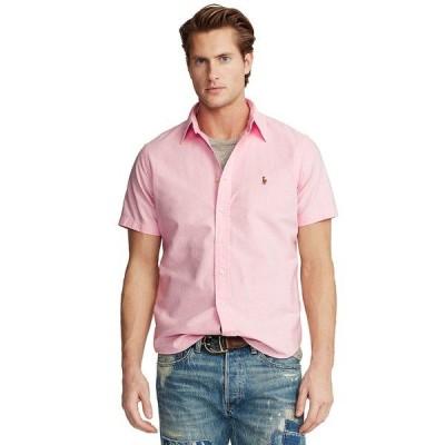ラルフローレン シャツ トップス メンズ Men's Classic-Fit Oxford Shirt Pink