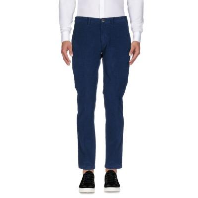YAN SIMMON パンツ ブルー 28 コットン 98% / ポリウレタン 2% パンツ