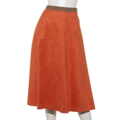 I.T.'S.international (イッツインターナショナル) レディース スカート オレンジ M