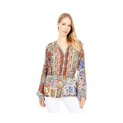 Johnny Was レディース 女性用 ファッション ブラウス Fawn Button-Up - Multi