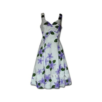 コレクション Plumeria ハワイ ドレス - レディース ハワイ ドレス - アロハ ドレス - ハワイ Clothing - (海外取寄せ品)