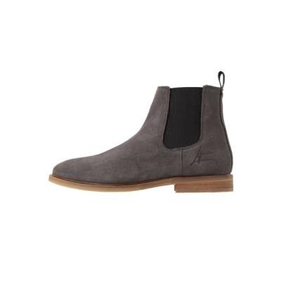 ブルボクサー ブーツ&レインブーツ メンズ シューズ Classic ankle boots - grey