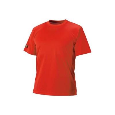 ゼット(ZETT) 野球 ベースボール半袖Tシャツ レッド M BOT630